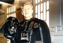 Dave Prowse, actor. RR SS.