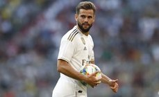 Nacho, defensa central del Real Madrid. / realmadrid.com