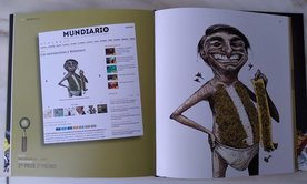 Protagonismo de MUNDIARIO en el catálogo del World Press Cartoon 2020