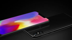 El Moto P30 de Motorola, una copia descarada del iPhone X