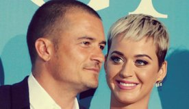 Katy Perry calienta Instagram con estos picantes comentarios a Orlando Bloom