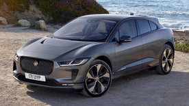 El Jaguar I-Pace se alza con tres premios en los World Car Awards