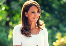 Kate Middleton, duquesa de Cambridge. Instagram.