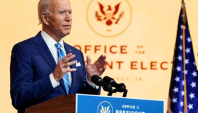 El presidente electo de Estados Unidos, Joe Biden / France 24.