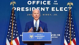 El presidente electo de Estados Unidos, Joe Biden. / The New York Times