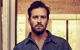 Armie Hammer, actor. / RR SS.