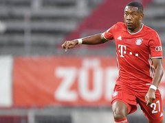 David Alaba, central del Bayern Múnich. / RR.SS.