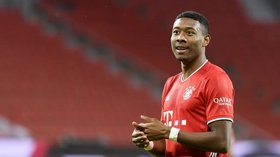 David Alaba, central del Bayern Múnich./ tycsport.com