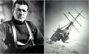 Sir Ernest  Shackleton.
