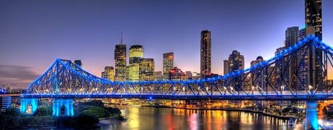 Story Bridge, colores de Brisbane. / Fab Dub
