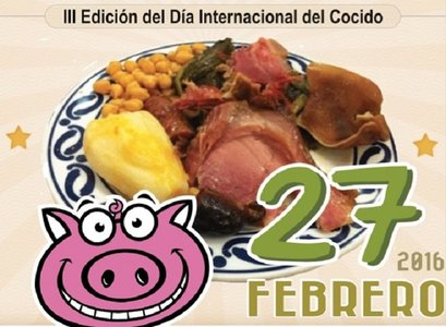 #CocidoDay, evento gastronómico 2.0. / RRSS