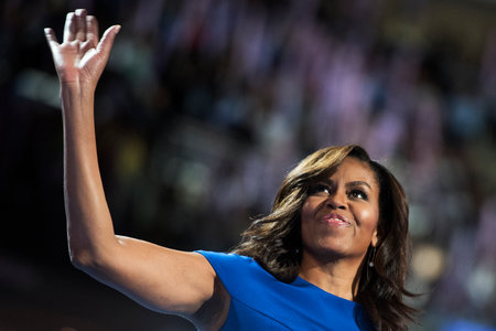 Michelle Obama / Tom Williams/CQ Roll Call