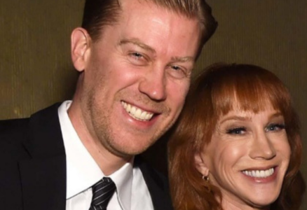 Kathy Griffin y Randy Bick. / Los Angeles Times.