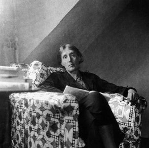 Virginia Woolf./ Twitter
