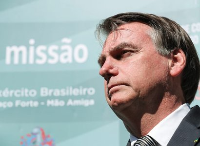 Jair Bolsonaro. / FB Jair Messias Bolsonaro