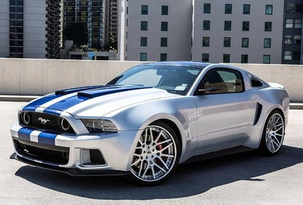 Un coche Ford Mustang. / RRSS