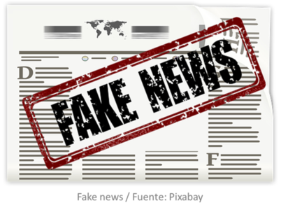 Fake News - Noticias falsas