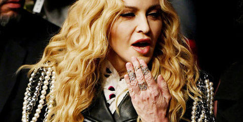 Madonna. / Getty Images