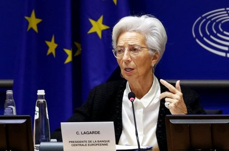 La presidenta del Banco Central Europeo, Christine Lagarde / Euronews.