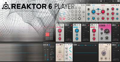 Reaktor 6/future.music