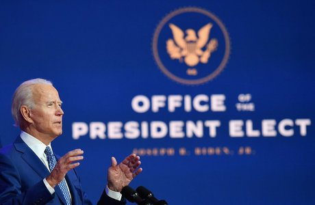 El presidente electo de Estados Unidos, Joe Biden / ABC News