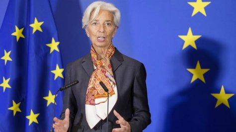 La presidenta del Banco Central Europeo, Christine Lagarde / El País.