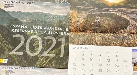 Calendario National Geographic 2021. / HGgT