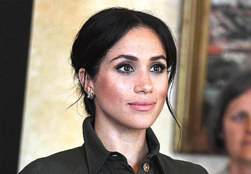 Meghan Markle, duquesa de Sussex. RR SS.