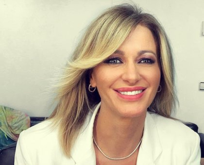 Susana Griso, periodista. Twitter @susannagriso
