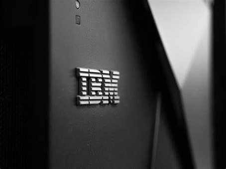 Logo de IBM/ Unplash