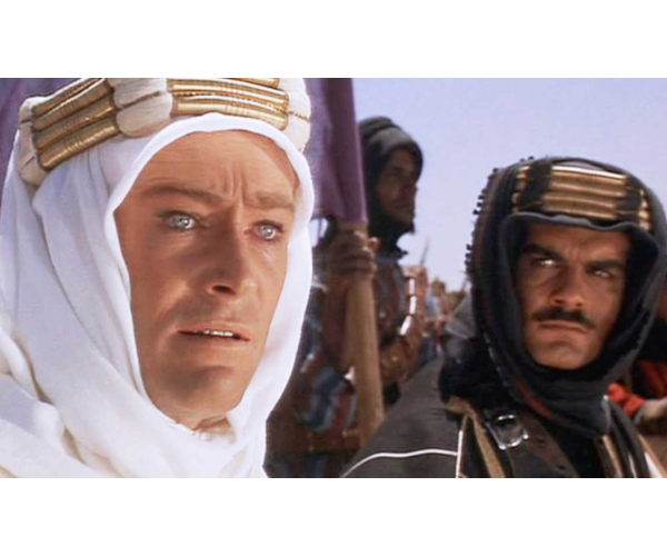 Lawrence de Arabia. Productora.