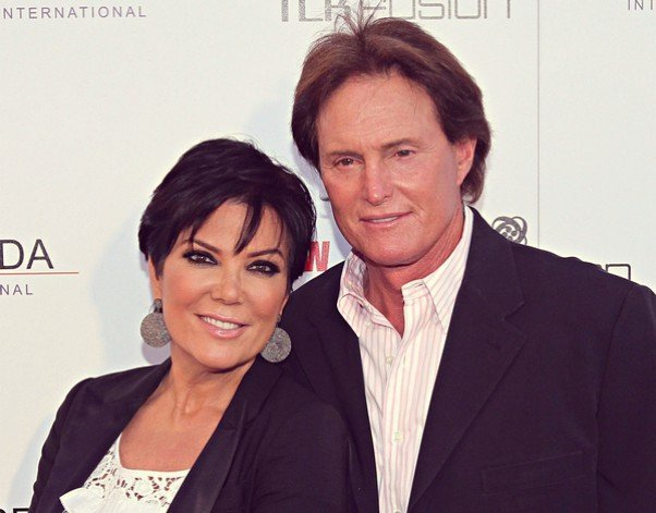 Image #: 10388978    Kris and Bruce Jenner attend The Bravada International Launch Party, on April 7, 2010, in Los Angeles, California.  Landov
