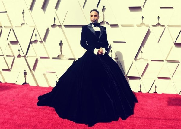 Billy Porter, cantante y actor. RR SS