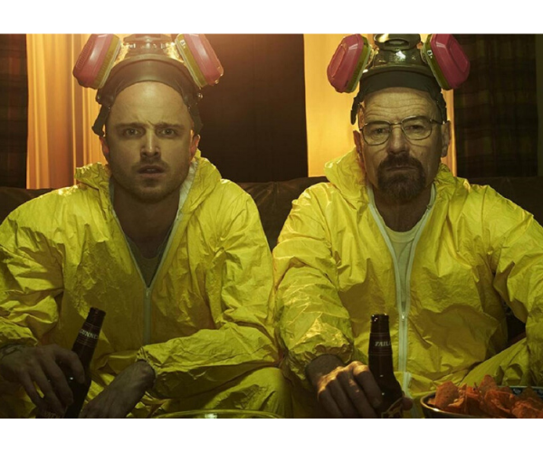 2. Breaking Bad. Sony.