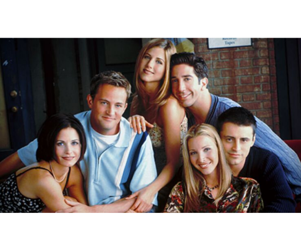 16. Friends. NBC.