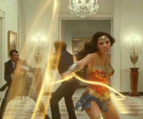 Wonder Woman 1984. DC y Warner Bros (8)