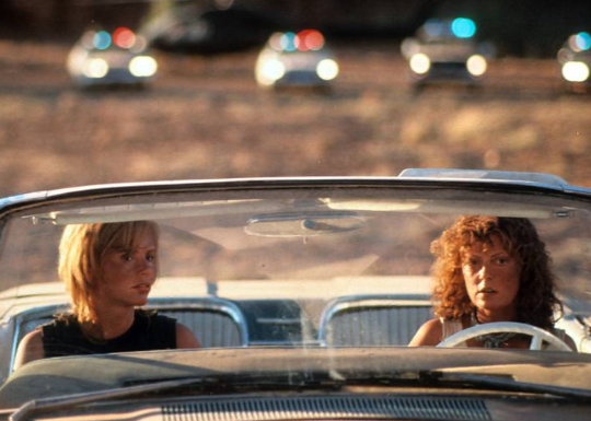 Thelma & Louise. Productora.