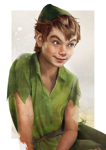 Peter Pan. / Facebook