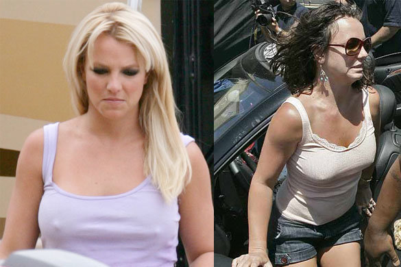 Britney Spears. / RR SS