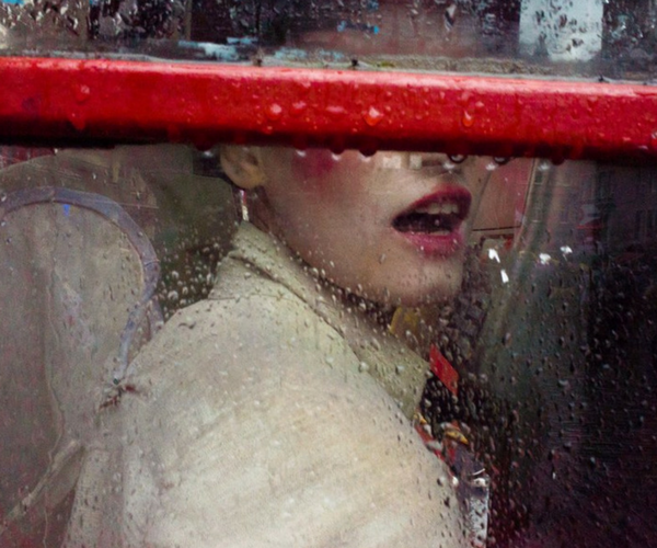 Red. / Gareth Bragdon.