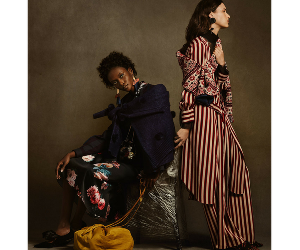 Espectacular campaña de Zara para su colección de Otoño