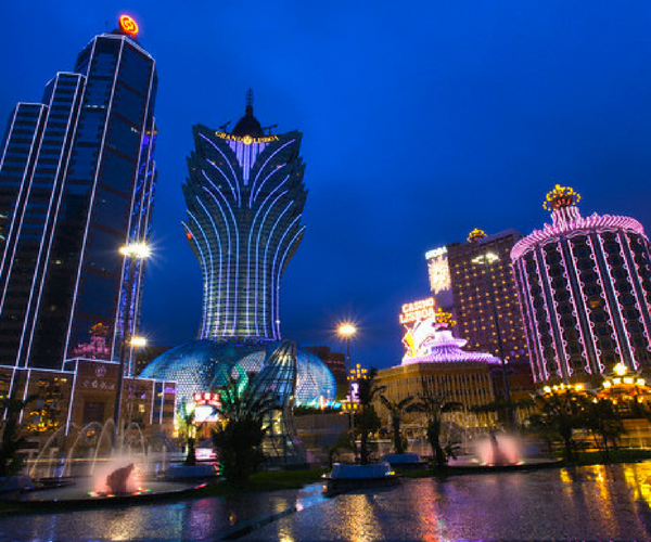 Macao, China. / RR SS.