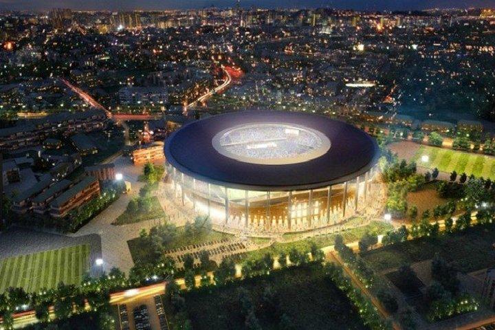 Resultado de imagen para Estadio Central, Ekaterimburgo futbol Rusia