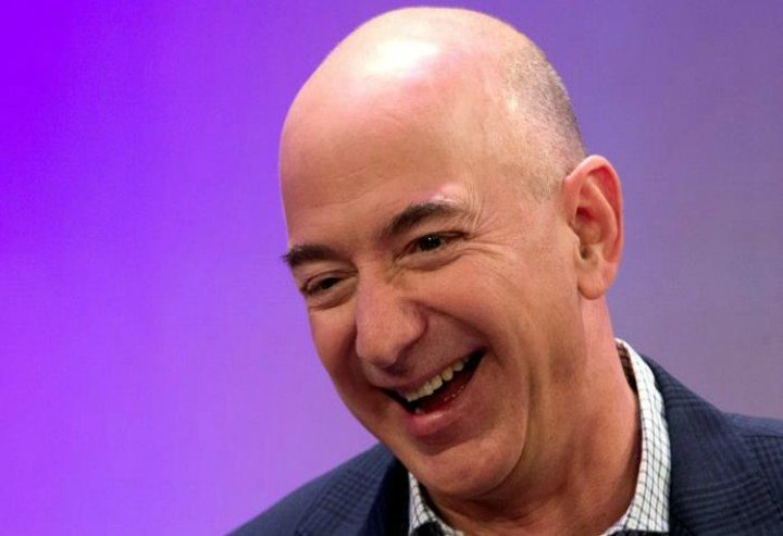4. Jeff Bezos, fundador de Amazon. / Portafolio