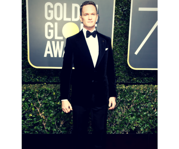 Neil Patrick Harris, actor. / RR SS.