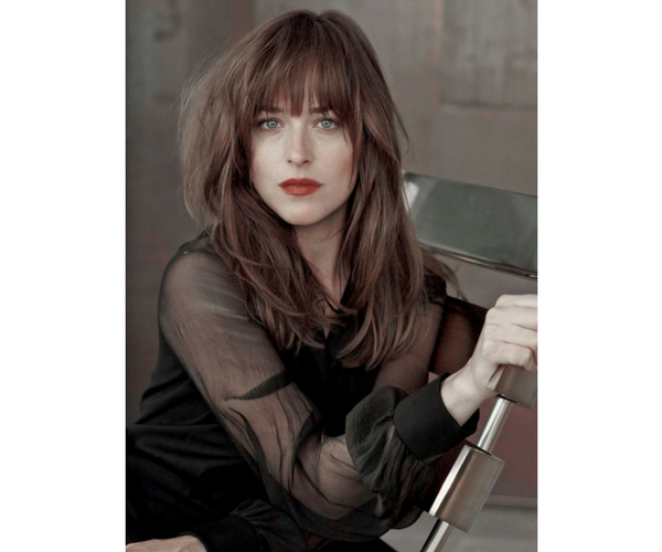 Dakota Johnson, actriz. / RR SS.