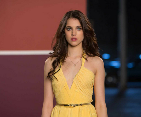 Margaret Qualley, actriz. / RR SS.