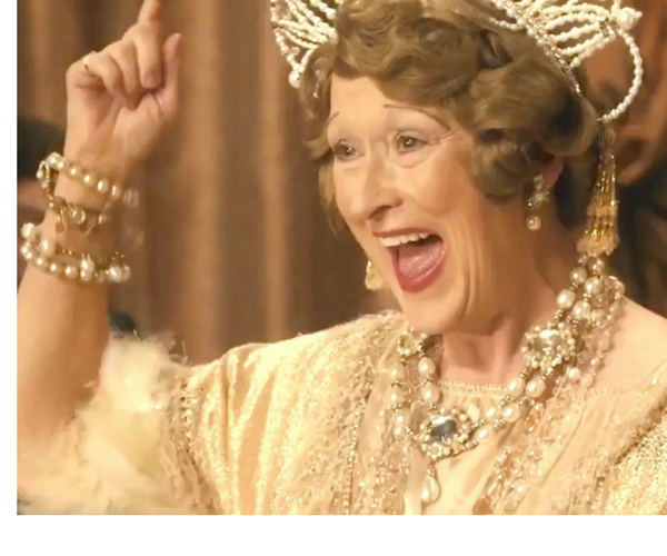 Florence Foster Jenkins. / Productora.