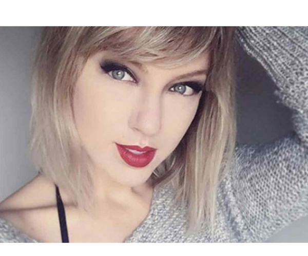 Taylor Swift, cantante. / Instagram.