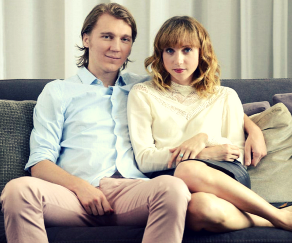 Paul Dano, actor; y Zoe Kazan, actriz. / RR SS.